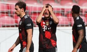 Mainz 05 2-1 Bayern