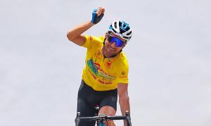 Cua-rơ Tây Ban Nha đoạt Áo chấm Đỏ Cup Truyền hình
