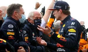 Red Bull than vãn về án phạt của Verstappen
