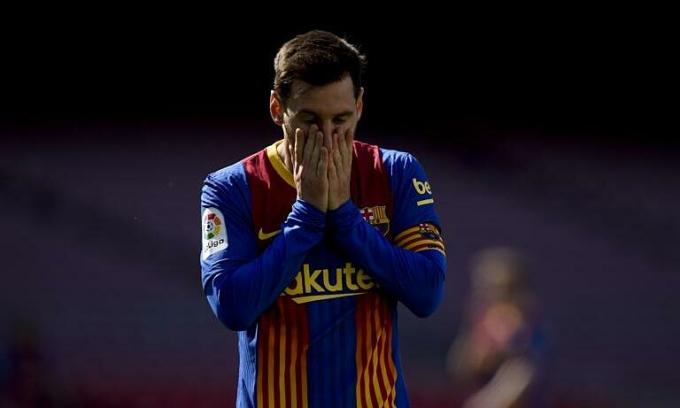 Truyền thông Tây Ban Nha: 'Barca cần phép màu để vô địch'