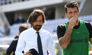 Buffon chia tay Juventus lần hai