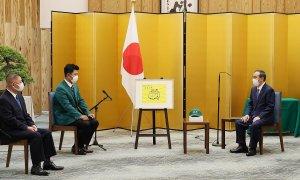 Matsuyam làm gì sau chức vô địch Masters?