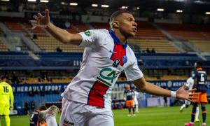 Montpellier 2-2 PSG (pen 5-6)