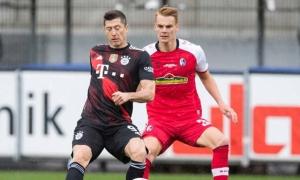 Freiburg 2-2 Bayern