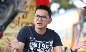 Kiatisuk: 'Biết đâu bầu Đức thay đổi mục tiêu của HAGL'