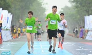 Ngày cuối đăng ký chạy ảo 'Bản lĩnh Việt Nam'