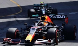 Perez thắng chặng Azerbaijan Grand Prix 2021