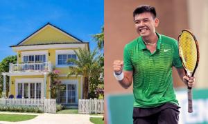 Tay vợt Lý Hoàng Nam 'phải lòng' second home tại Phan Thiết
