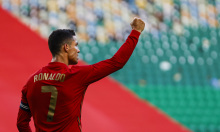 Ronaldo: 'Tôi vẫn khát khao vô địch Euro hơn bao giờ hết'