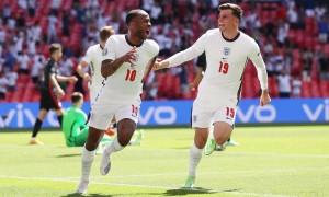 Anh thắng Croatia ở trận ra quân Euro