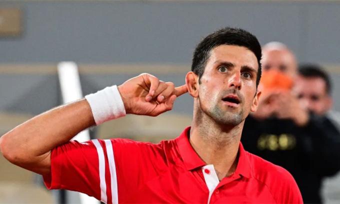Djokovic - kẻ thống trị cuộc chơi tâm lý