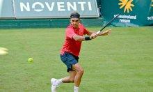 Federer thắng trận ra quân Halle Mở rộng
