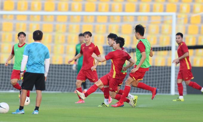 Việt Nam vào vòng loại cuối World Cup 2022