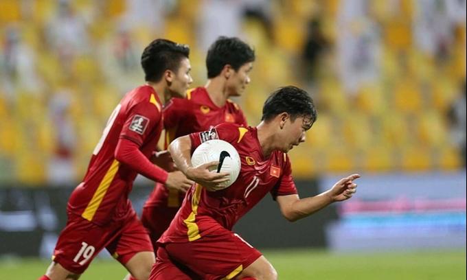 Đội tuyển Việt Nam sẽ nhận thưởng 8 tỷ đồng