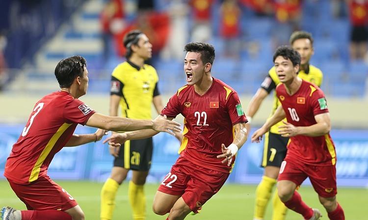 13 bàn của Việt Nam tại vòng loại World Cup 2022