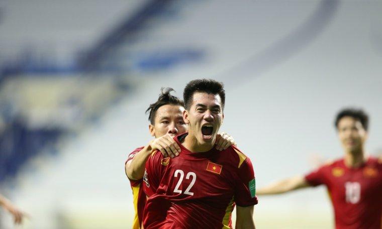 5 bàn của Tiến Linh ở vòng loại World Cup 2022