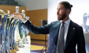 Sergio Ramos tiết lộ lý do rời Real