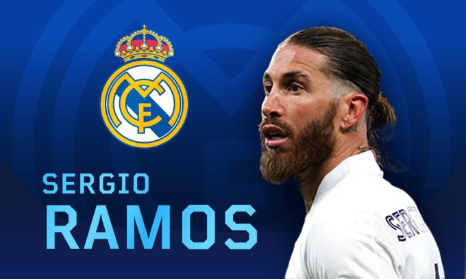 Sergo Ramos vĩ đại thế nào ở Real Madrid