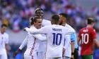 Hungary 1-1 Pháp: Griezmann cứu ĐKVĐ thế giới
