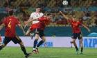 Tây Ban Nha 1-1 Ba Lan: Lewandowski toả sáng