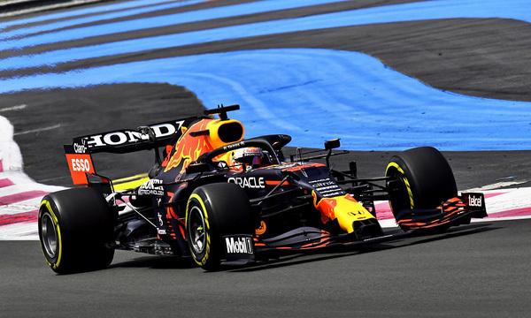 Max Verstappen về nhất tại Pháp GP 2021