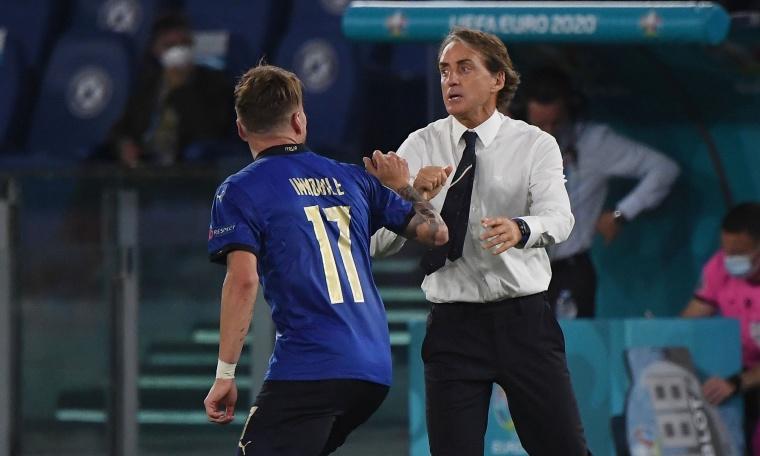 Italy tái sinh thế nào dưới thời Mancini