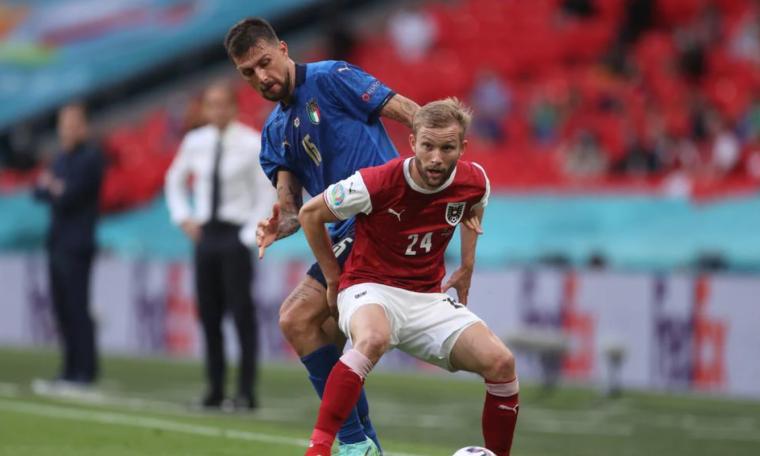 Italy 2-1 Áo: Bàn không được công nhận của Áo