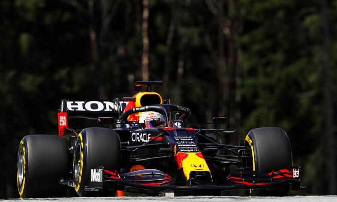 Verstappen về nhất chặng Áo GP 2021