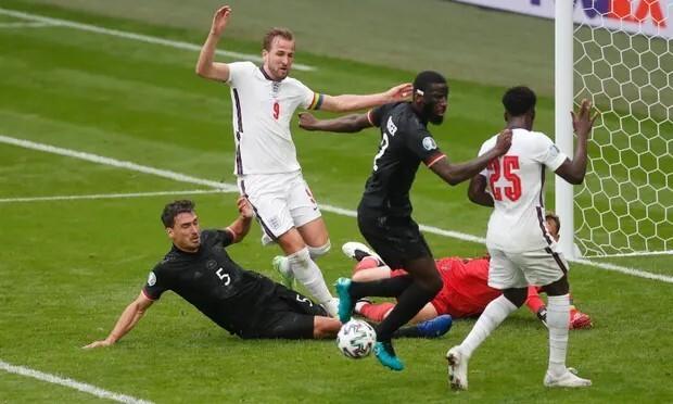 Anh 2-0 Đức: Harry Kane ghi bàn