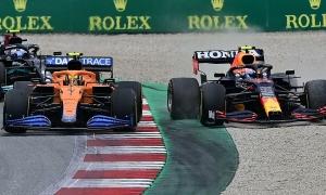 Tranh cãi về án phạt của Landon Norris tại Grand Prix Áo