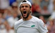 Berrettini muốn hạ Djokovic trong ngày Chủ nhật đặc biệt