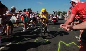 Pogacar bảo vệ thành công Áo Vàng Tour de France
