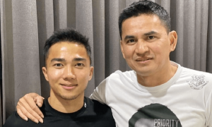 Chanathip muốn Kiatisuk trở lại làm HLV Thái Lan