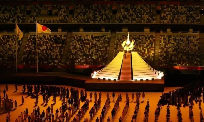 Lễ khai mạc Olympic 2020