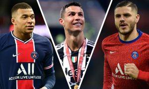 Ronaldo có thể đến PSG thay Mbappe