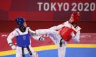 Kim Tuyền thua võ sĩ Thái Lan ở tứ kết Olympic