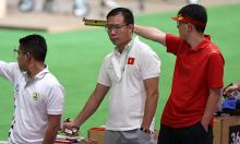 Hoàng Xuân Vinh: 'Tôi đã cố hết sức'