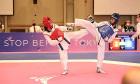 Kim Tuyền thắng trận ra quân tại Olympic