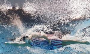 Titmus thắng Ledecky ở chung kết 400m bơi tự do nữ