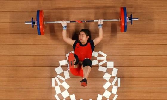 Hoàng Thị Duyên xếp thứ năm tại Olympic