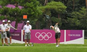 Thăng trầm ở chiến địa golf Olympic