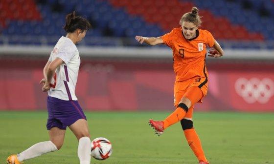 Hà Lan 8-2 Trung Quốc