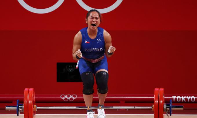 Những tấm huy chương có tầm ảnh hưởng lớn tại Olympic Tokyo