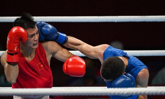 Văn Đương dừng bước ở Olympic