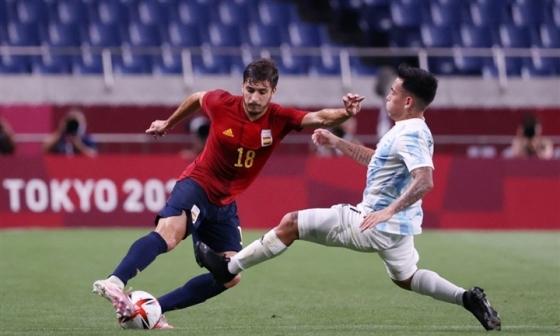 Tây Ban Nha 1-1 Argentina
