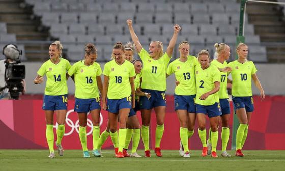 Thụy Điển 3-1 Nhật Bản