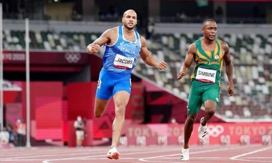 Marcell Jacobs đoạt HC vàng 100m Olympic