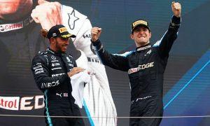 Esteban Ocon về nhất, Hamilton ngược dòng tại Hungaroring