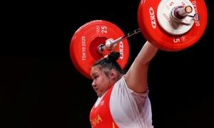 Đô cử Trung Quốc lập hattrick kỷ lục Olympic