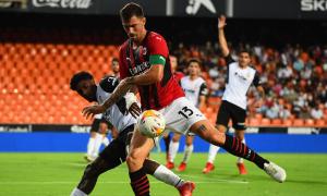 Valencia 0-0 Milan (pen 5-3)